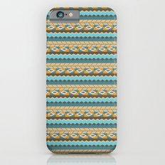 navajo pattern 3 iPhone 6s Slim Case