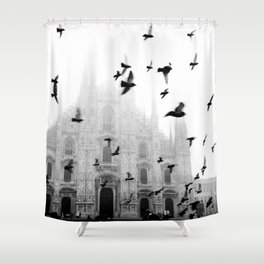Duomo Milano Shower Curtain