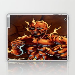 Cluster Fight Laptop & iPad Skin