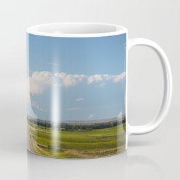 Summer Roads, Glasgow, Montana 3 Coffee Mug