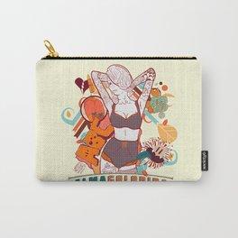 Alma Colorida Carry-All Pouch