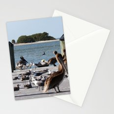 Pier Pressure  Stationery Cards