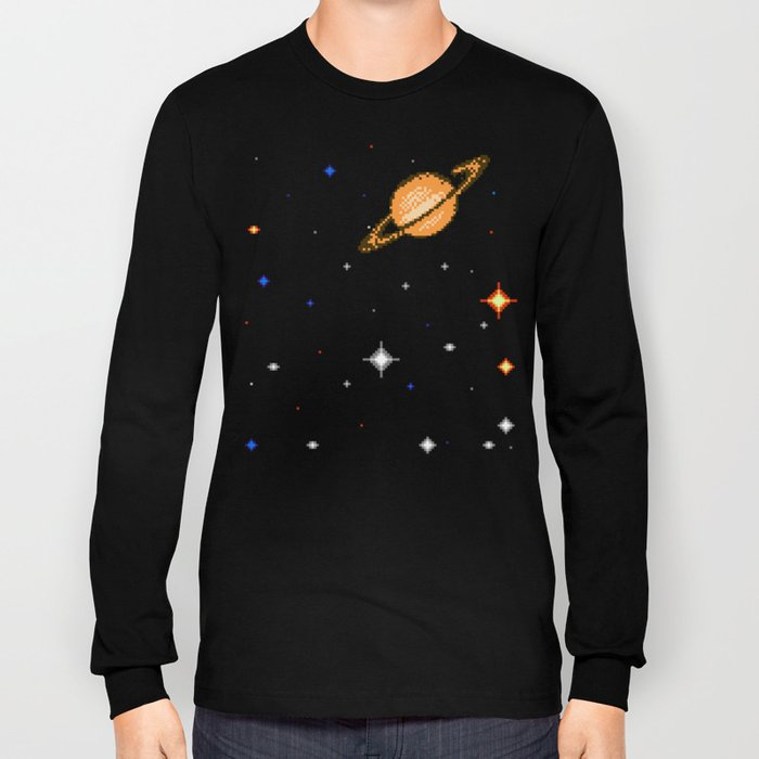 Deep Dark Space Long Sleeve T-shirt