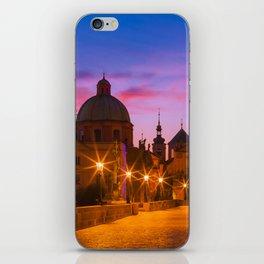 PRAGUE 10 iPhone Skin