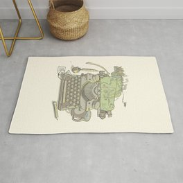 A Certain Type of City Rug