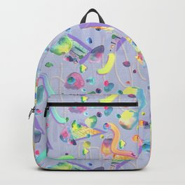 squiggle stones Backpack