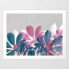 Greenery Mix #2 Art Print