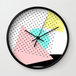 Arty Wall Clock