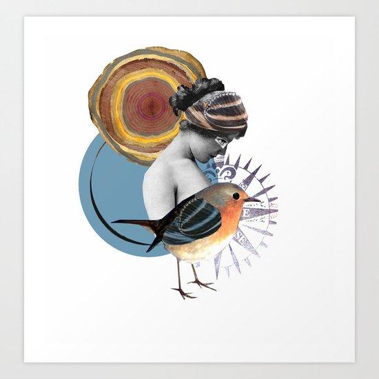 Navigate Home Art Print