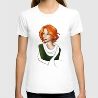 clover T-shirts featuring Clover by Whisperwings