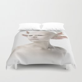 Troika zero-one Duvet Cover