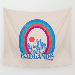 Badlands AZ Wall Tapestry
