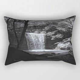 Ohiopyle's Cucumber Falls Rectangular Pillow