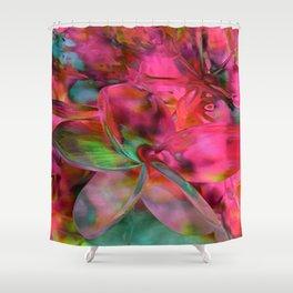 Island Feeling  Shower Curtain