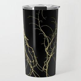 Golden Branches Pt. 2 Travel Mug