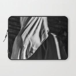 Muslim woman is walking Laptop Sleeve