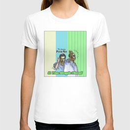 The Amazing Psych-Man & The Magic-Head - Psych quotes T-shirt