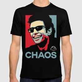 'Chaos' Ian Malcolm (Jurassic Park) T-shirt