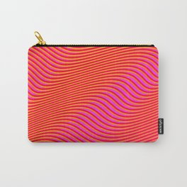 Fancy Curves Carry-All Pouch