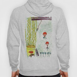 The Mission of Instant Noodles Hoody