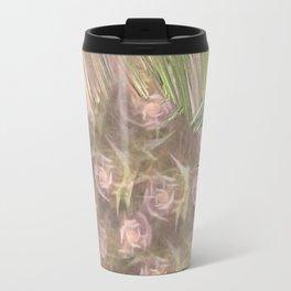 Framed Roses Travel Mug