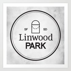 Linwood Park Art Print