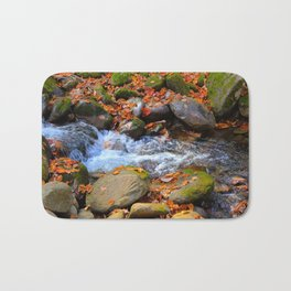 Be Chased Bath Mat