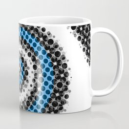 Dots Alive Coffee Mug