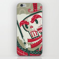 Calaverita iPhone & iPod Skin
