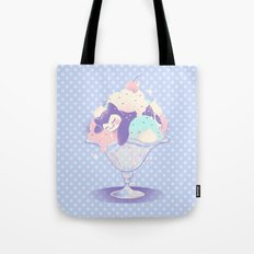 Sweet Tooth Sundae Tote Bag