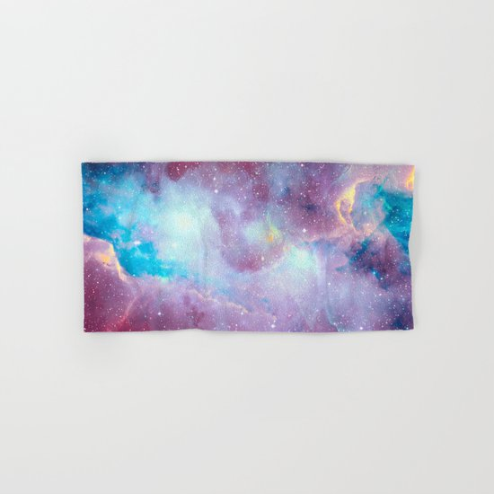 Quartz & Turquoise Galaxy Hand & Bath Towel