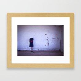 Impasse - Wall Framed Art Print