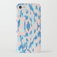 watercolour iPhone & iPod Cases featuring Watercolour by requetetrend