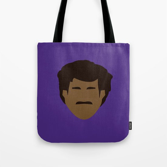 Star Wars Minimalism - Lando Calrissian Tote Bag