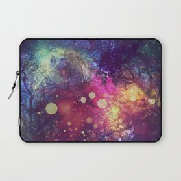 The Universe Behind Laptop Sleeve