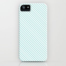 Limpet Shell Stripe iPhone Case
