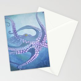 Dancing in the Deep Stationery Cards