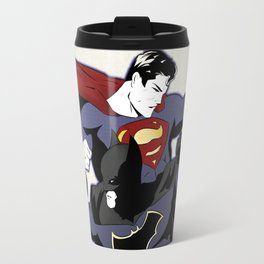 Fighting Baddies Travel Mug