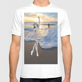 Like a wave T-shirt
