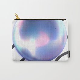 BUBBLE ON FREE FOOT Carry-All Pouch