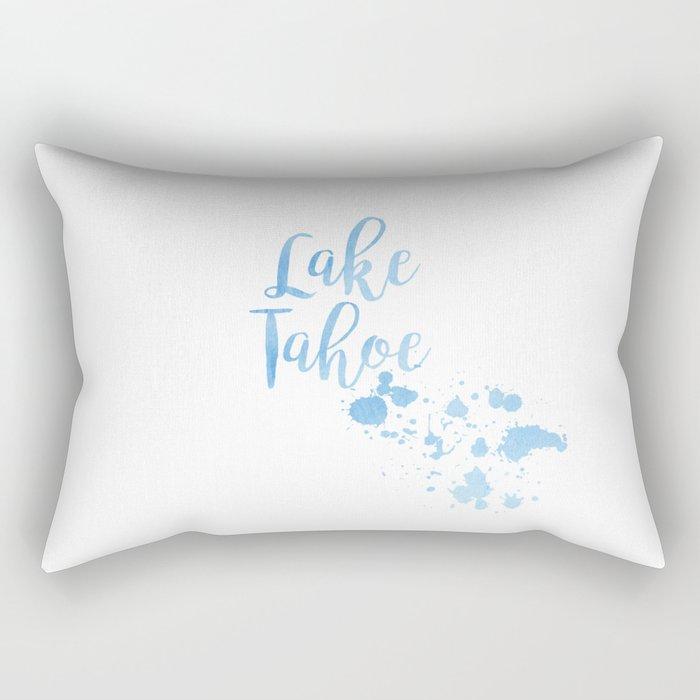 LT Splash Rectangular Pillow