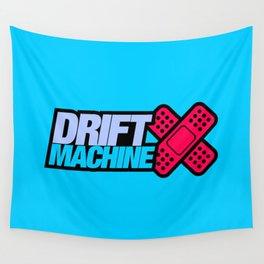 Drift Machine v4 HQvector Wall Tapestry