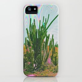 this cacti iPhone Case