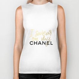 Glamour Decor Biker Tank