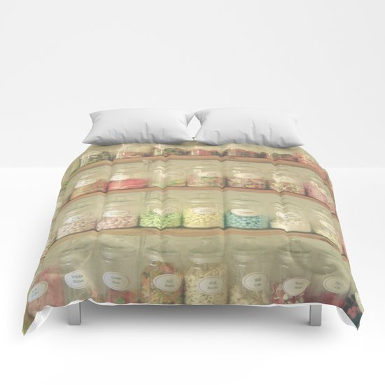 Sweet Shop Comforters