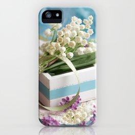 Finally spring iPhone Case