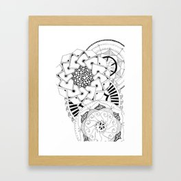 Mandala Series 04 Framed Art Print
