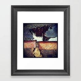 Urbancurb Framed Art Print