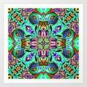 Colorful Mandala by perkinsdesigns