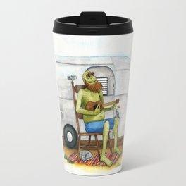 Ukulele Monster Travel Mug
